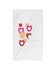 hearts Hand Towel thumbnail