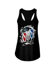 BUICK LOVERS Ladies Flowy Tank thumbnail