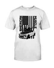FOR AMERICAN CAR LOVERS Classic T-Shirt front