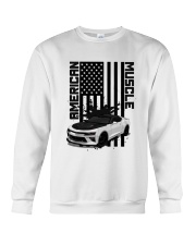 FOR AMERICAN CAR LOVERS Crewneck Sweatshirt thumbnail