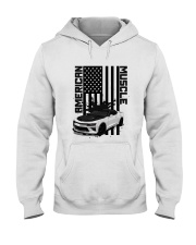 FOR AMERICAN CAR LOVERS Hooded Sweatshirt thumbnail