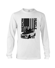 FOR AMERICAN CAR LOVERS Long Sleeve Tee thumbnail