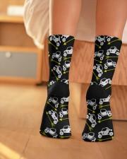 UTV socks Crew Length Socks aos-accessory-crew-length-socks-lifestyle-back-01