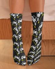 UTV socks Crew Length Socks aos-accessory-crew-length-socks-lifestyle-front-02