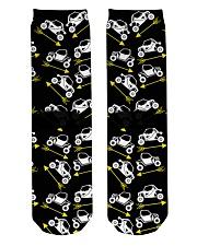 UTV socks Crew Length Socks back