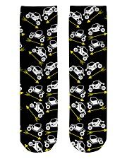 UTV socks Crew Length Socks front