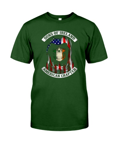 Sons Of Ireland American Chapter shirt