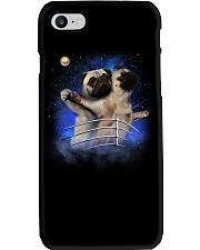 Pug Titanic Funny Phone Case thumbnail