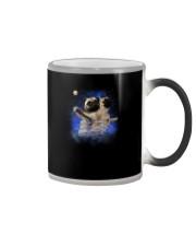 Pug Titanic Funny Color Changing Mug thumbnail