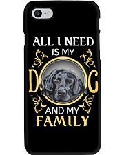 All L Need Is My And My Family labrador Phone Case thumbnail