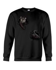 Cats Cute T-shirt Best gift for friend Crewneck Sweatshirt thumbnail