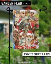 """Christmas flag 11.5""""x17.5"""" Garden Flag aos-garden-flag-11-5-x-17-5-lifestyle-front-13"""