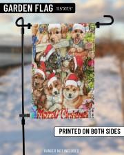 """Christmas flag 11.5""""x17.5"""" Garden Flag aos-garden-flag-11-5-x-17-5-lifestyle-front-14"""