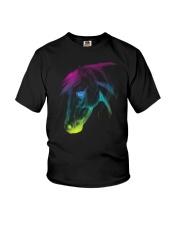 HORSE RAINBOW  Youth T-Shirt thumbnail