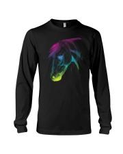 HORSE RAINBOW  Long Sleeve Tee thumbnail