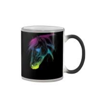 HORSE RAINBOW  Color Changing Mug thumbnail