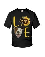 I'M TeLLING yOU i'm nOT A Dog My Mom Said I'M A Youth T-Shirt thumbnail