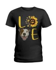 I'M TeLLING yOU i'm nOT A Dog My Mom Said I'M A Ladies T-Shirt thumbnail