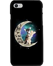 I Love You To The Bone Hark chihuahua Phone Case thumbnail
