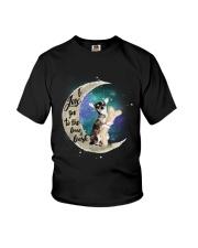 I Love You To The Bone Hark chihuahua Youth T-Shirt thumbnail