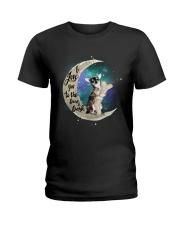 I Love You To The Bone Hark chihuahua Ladies T-Shirt thumbnail