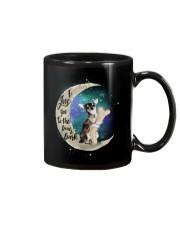 I Love You To The Bone Hark chihuahua Mug thumbnail