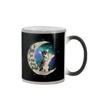 I Love You To The Bone Hark chihuahua Color Changing Mug thumbnail