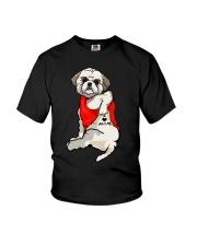 Shih Tzu Youth T-Shirt thumbnail