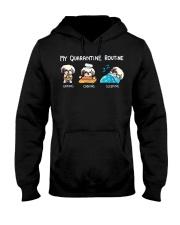 Shih Tzu3 Hooded Sweatshirt thumbnail