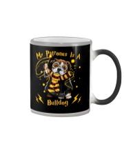 My Patronus Is A Bulldog Color Changing Mug thumbnail
