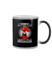 chicken 1 Color Changing Mug thumbnail