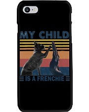 Frenchie high five Phone Case thumbnail
