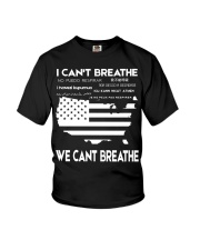 bocI Can't Breathe We Cant Breathe Youth T-Shirt thumbnail