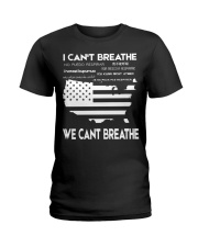 bocI Can't Breathe We Cant Breathe Ladies T-Shirt thumbnail