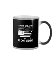 bocI Can't Breathe We Cant Breathe Color Changing Mug thumbnail