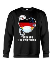 Thank You For Everything  Crewneck Sweatshirt thumbnail