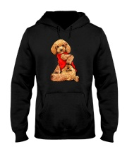 Poodle Hooded Sweatshirt thumbnail