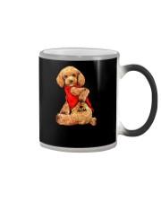 Poodle Color Changing Mug thumbnail