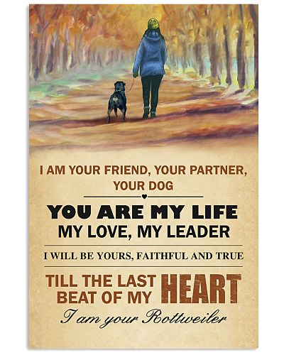 I Am Your Friend - Your Partner-Your Dog