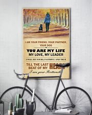I Am Your Friend - Your Partner-Your Dog 11x17 Poster lifestyle-poster-7