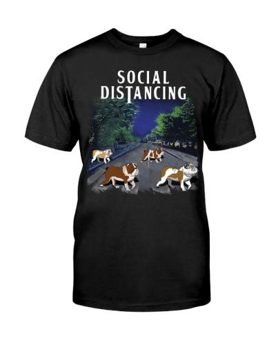 Bulldog Social Distancing