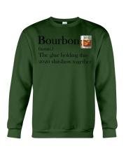 boc bourbon Crewneck Sweatshirt thumbnail