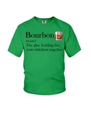 boc bourbon Youth T-Shirt thumbnail