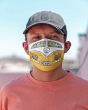Turtle face mask Cloth face mask aos-face-mask-lifestyle-06