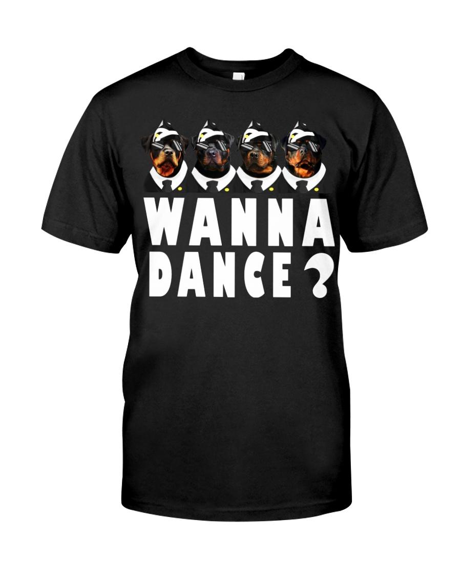 Rottweiler Trend Classic T-Shirt