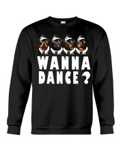 Rottweiler Trend Crewneck Sweatshirt thumbnail