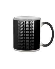 I Can't Breathe Color Changing Mug thumbnail