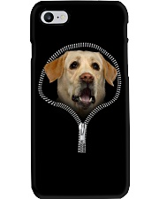 labrador retriever Phone Case tile