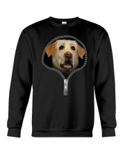 labrador retriever Crewneck Sweatshirt tile