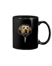 labrador retriever Mug tile